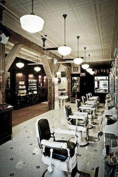 Barber Shop Emoji : barbershop choses barbershop d?cor salon de coiffure de hugh salon de ...