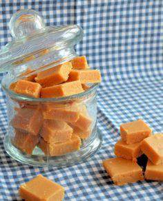 recept om zelf fudge te maken
