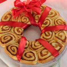 Christmas Kitchen, Christmas Baking, Buffet, Ricotta, Fruit Holder, Pan Dulce, Muffins, Antipasto, I Foods
