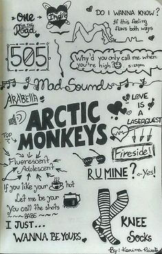 fan artwork for indie band Arctic Monkeys. Arctic Monkeys Wallpaper, Monkey Wallpaper, Music Lyrics, Music Quotes, Indie Lyrics, Song Quotes, Arctic Monkeys Tattoo, Arctic Monkeys Quotes, 505 Arctic Monkeys