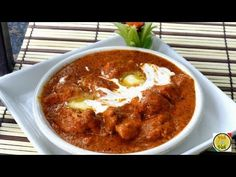 VahChef's Butter Chicken - By Vahchef @ vahrehvah.com - YouTube