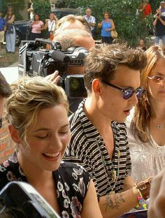 Kate Winslet & Johnny Depp