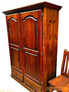 Buy Wardrobe, Wardrobe Furniture, Furniture Restoration, Pine, Furniture Design, Cottage, Interior Design, Store, Water