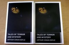 TALES OF TERROR AND MYSTERY by Arthur Conan Doyle http://www.almabooks.com/tales-of-terror-and-mystery-p-611-book.html