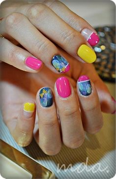 Nail Art... #nail #nails #nailart