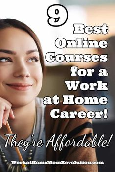 My 9 Favorite Online Courses and Schools! Now there's outstanding online training for a variety of remote careers. Work From Home Moms, Make Money From Home, Best Online Courses, Tips Online, Free Courses, Online College Degrees, Time Management Skills, Online Programs, Earn Money