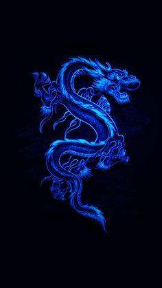 Dragon Wallpaper Iphone, Wallpaper Iphone Neon, Trippy Wallpaper, Iphone Wallpaper Tumblr Aesthetic, Aesthetic Pastel Wallpaper, Aesthetic Wallpapers, Marvel Wallpaper, Blue Aesthetic Grunge, Blue Aesthetic Pastel