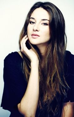 Shailene Woodley ♥                                                                                                                                                      More