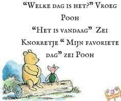 Quotes Winnie The Pooh Nederlands 29 Ideas For 2019 Love Me Quotes, New Quotes, Quotes For Kids, Happy Quotes, Inspirational Quotes, Sister Quotes Funny, Funny Quotes, Rotterdam, Winnie The Pooh Quotes