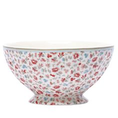 GreenGate French bowl large Tilly Off White