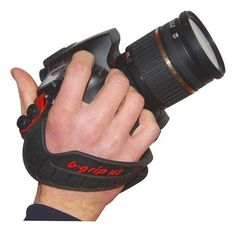 B-Grip - Hand Strap - Black, BGHS