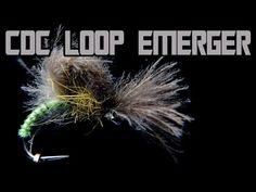 Loop Wing Emerger ~ Loop The Loop ~ AndyPandy - YouTube