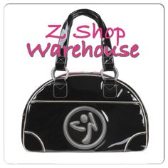Zumba® LONDON LOVE BOWLER BAG Tote Purse 'Iconic' & Chic!from U.K Harrods…