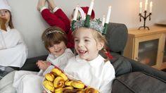 Lussekatter - schwedisches Weihnachtsgebäck - Powered by @ultimaterecipe