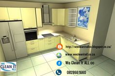 We Clean It All - your all round cleaners #Residential #Commercial #Industrial #Hygiene