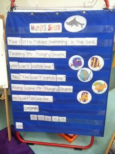 ocean poem Life Is Sweet....In Kindergarten!