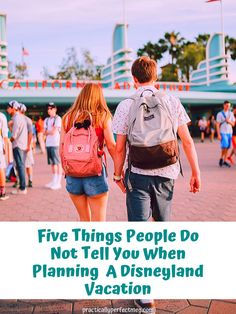 Five tips no one will give you when planning a visit to Disneyland or Disney California Adventure. Disney Vacation Planning, Disney World Vacation, Disney Cruise Line, Disney Vacations, Walt Disney World, Family Vacations, Cruise Vacation, Vacation Destinations, Disney Parks
