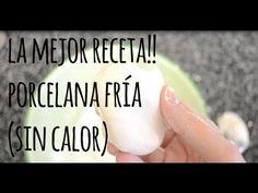 Receta definitiva porcelana fría: SIN CALOR - YouTube