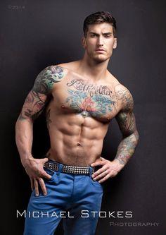 Male Beauty Photos: Michael Stokes Photography - Beautiful Males