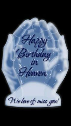 wishing you Happy Birthday in Heaven Chuck, Mom, and Dad