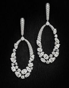 http://rubies.work/0238-ruby-rings/ Diamond earrings - Burcherer   pinterest : @tileeeeyahx3 ☼
