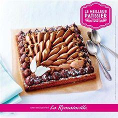 27,50 € DÉCOUVREZ UNE TARTE CARRÉMENT CHOCOLAT ! Découvrez la Tarte Duo Chocolat