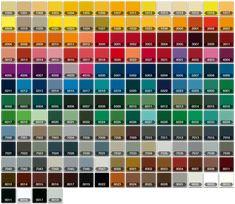 7 best auto paint color charts images in 2015 auto paint colors car paint colors car painting