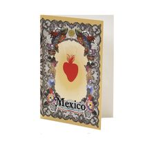 Card Mexico / Front
