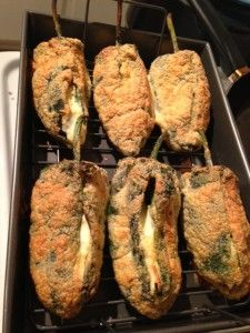 Healthy Recipe: Chiles Rellenos by Thin en la Cocina