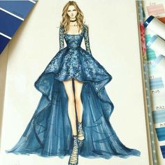 55 trendy fashion drawing sketches illustration beautiful Source by dresses sketches Dress Design Sketches, Fashion Design Drawings, Fashion Sketches, Drawing Fashion, Drawing Sketches, Fashion Artwork, Drawing Style, Drawing Drawing, Fashion Collage