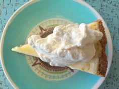 Rhubarb-Gingersnap Icebox Pie Recipe — Dishmaps