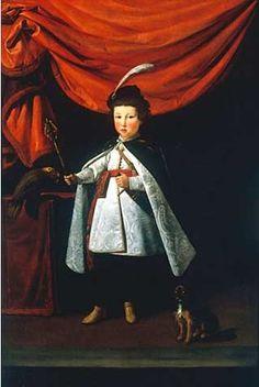 Justus Sustermans, Leopold de Medici in a Polish Costume 1622
