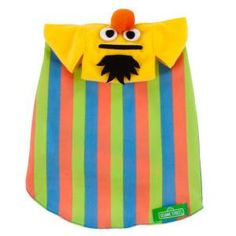 Brought to you by the letter M (for #monstercute), Burt & Ernie costumes make a BFF team – PetSmart $15.99