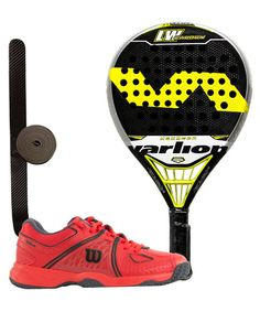 PACK VARLION LW CARBON HEXAGON DIFUSOR Y ZAPATILLAS WILSON