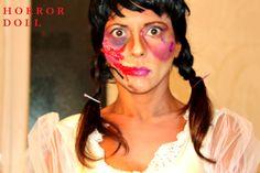 HORROR DOLL makeup tutorial  https://www.youtube.com/watch?v=mIAB3OSgN4I