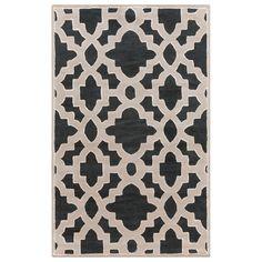Candice Olson By Surya Modern Classics Hand Tufted Wool Rug @LaylaGrayce