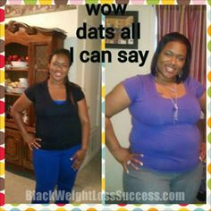 Karla lost 73 pounds : Black Weight Loss Success she reminds me of me at least we share the same name....Go Karla