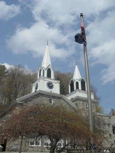 Church in Springfield,vt