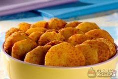 Receita de Petisco de batata doce - Comida e Receitas