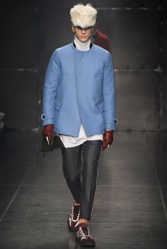Andrea Pompilio Men's RTW Fall 2014