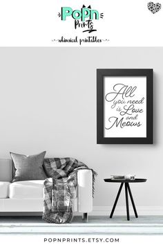 Looking for living room wall art to add a whimsical touch to your modern minimalist decor? This snacks printable is the perfect addition to your contemporary home decor and also makes a great housewar Minimalist Decor, Modern Minimalist, Printing Services, Online Printing, Quirky Decor, Great Housewarming Gifts, Contemporary Home Decor, All You Need Is Love, Printable Wall Art