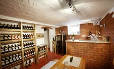 Rekonstrukce vinárny   Moub.eu