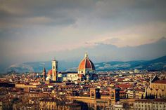 Firenze, one of the most beautiful city in Italy...  Houseinmilano let you discover the essence of Italy.. start your tour from Milan..www.houseinmilano.com