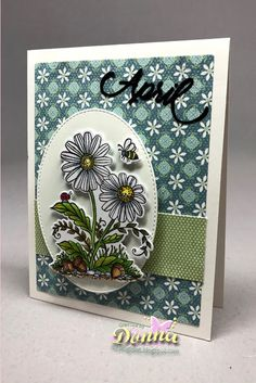 CottageBLOG: Daisies Flower - April