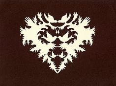 templates for paper cutting designs  ~ beautiful...