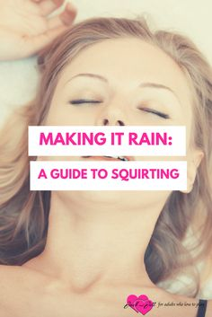 Want to know more about squirting?   #squirting #orgasms #squirtingorgasms #jackandjilladult