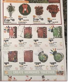 Home Depot Black Friday 2019 Ads and Deals Browse the Home Depot Black Friday 2019 ad scan and the complete product by product sales listing. Black Friday News, Black Friday 2019, Home Depot Coupons, Scented Pinecones, Fraser Fir, Poinsettia, Ads
