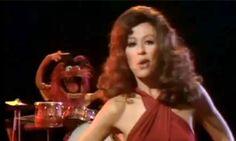 Muppet Show - Animal irritando Rita Moreno