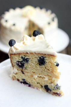 This Lemon Blueberry Zucchini Cake is the perfect blend of flavors and not overly sweet, but sweet enough to make you feel like you're really indulging. The cream cheese frosting really makes it shine. Hey guys, this is Lauren visiting again from Tastes Better From Scratch. Hopefully you remember me from one of the past …