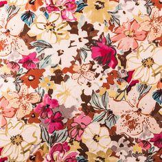 Trisha Poppy Home Decor Fabric